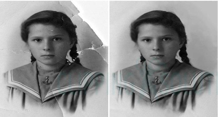 Old Photo Restoration Service