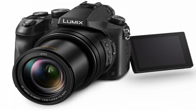 best photography cameras 2018 Panasonic Lumix FZ2000/FZ2500 Camera