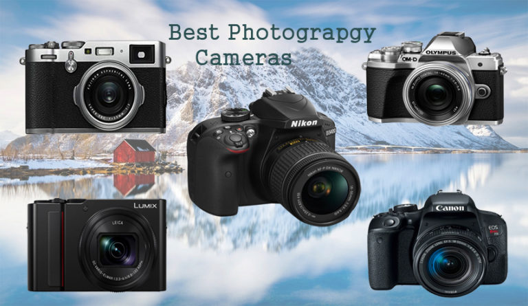 See some best photography cameras