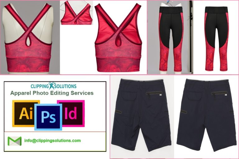 Apparel Photo Editing and Photo Retouching Services