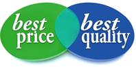 best price & best quality