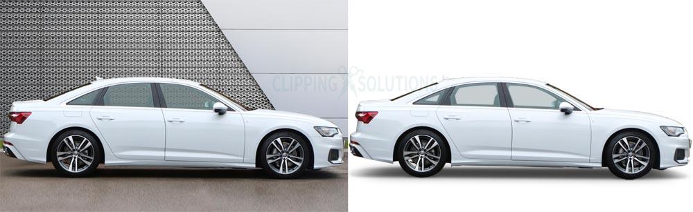 car image editing service