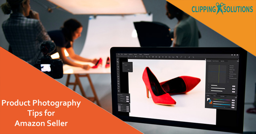 product photography tips for amazon sellers