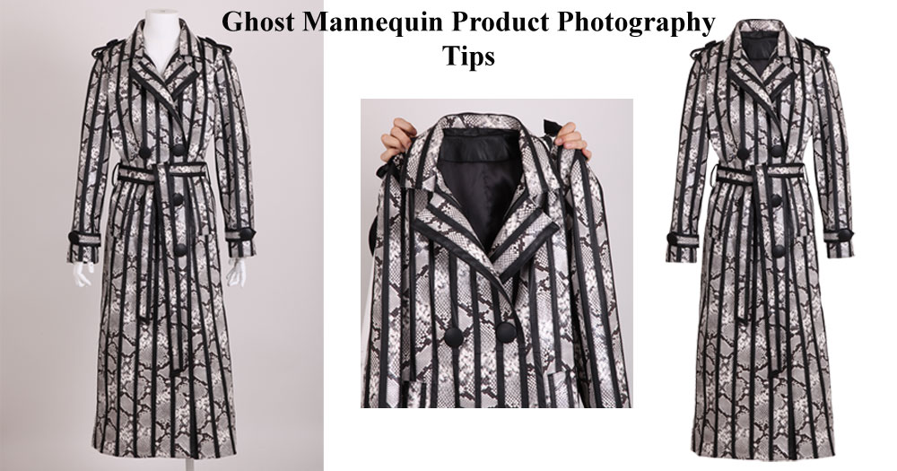 ghost mannequin product photography tips