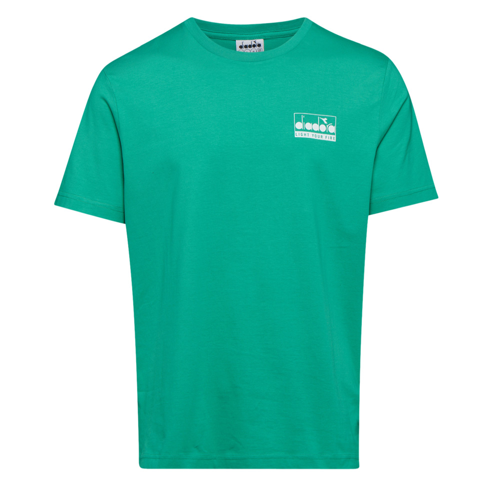 Green Color T-Shirt for Change Color