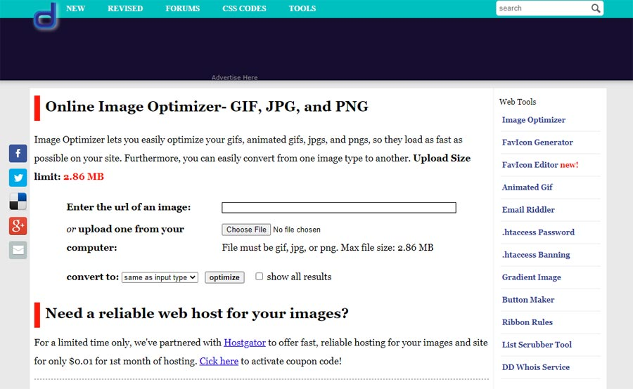 best Online Image Optimizer
