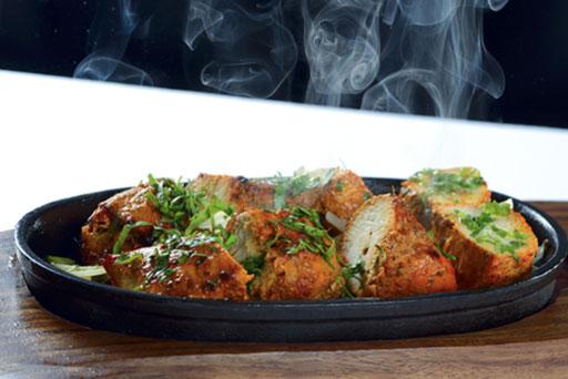 smoke plate dish