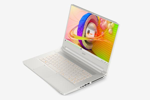 Acer Concept D7​ is one of the Laptops for graphic design