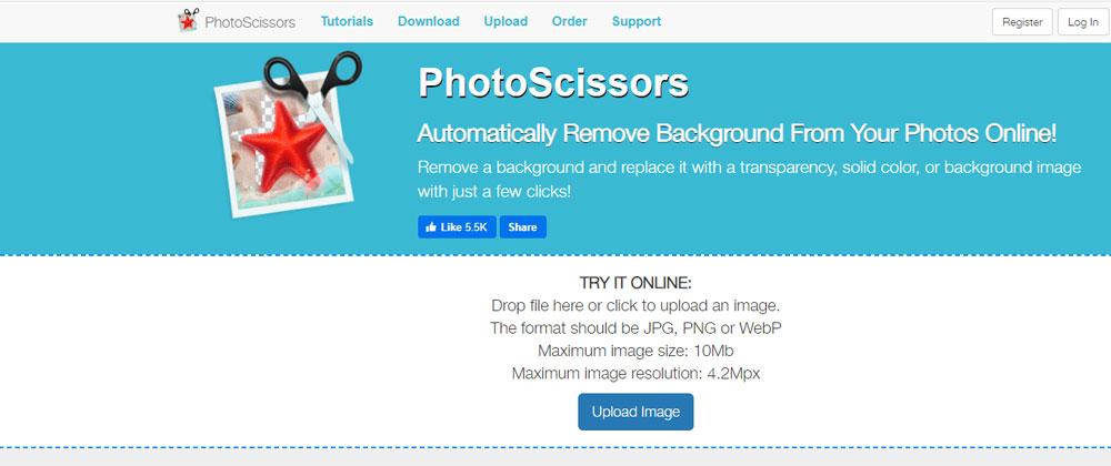 Photo Scissors