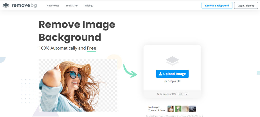 Online Background Remover to Remove Background from Image Free