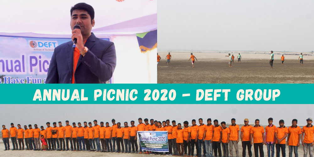 deft group annual picnic 2020