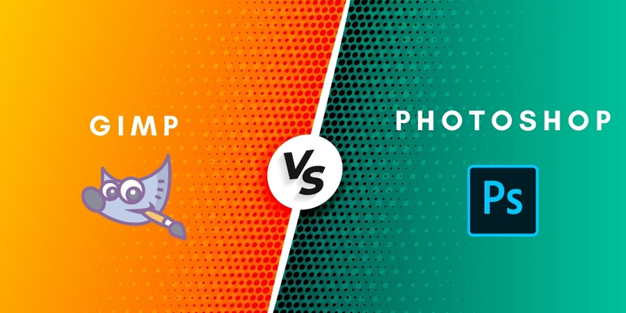 GIMP vs Photoshop Which one You should Use