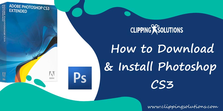how to free download adobe photoshop cs3
