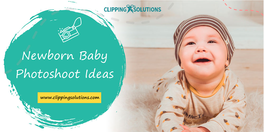 baby photoshoot ideas