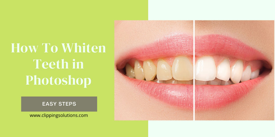 how to whiten teeth in photoshop banner photo